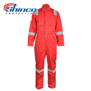 Aramid flame resistant coverall/garment/workwear/aramid clothing