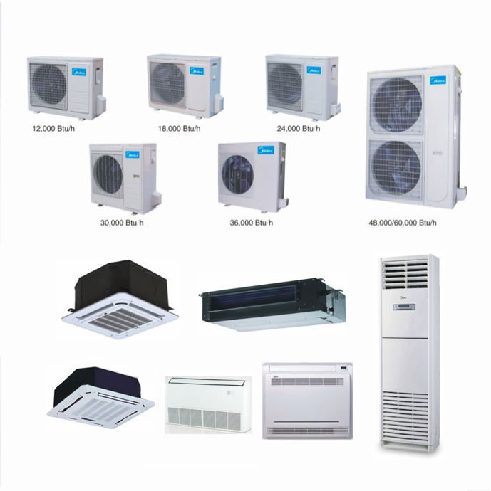 12000btu Split Type Universal Air Conditioner Inverter