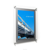 Clear Acrylic A3 Wall mounted Paper and Frame Holder