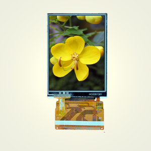 2.4 inch 240*320 TFT LCD module with resistive touch panel 8/16 bit MCU interface No MOQ Never End of Supply