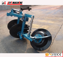 Factory supply farm implement tractor 1LY-215 point disc plough for MF tractor
