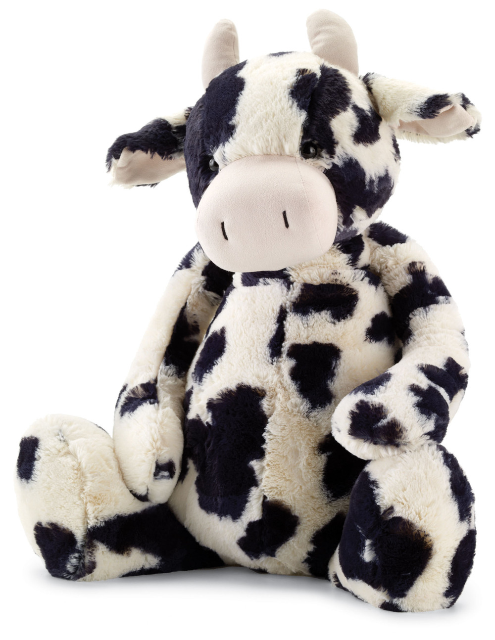 Plush Toy Cow Black White Stuffed Animal Plush Cow Buy Plush
