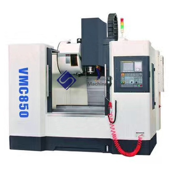 VMC850 CNC Milling machine 5 axis for metal