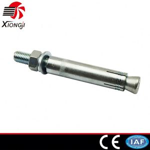 OEM Versatile Durable Carbon Steel Vibration High Holding Power Hilti Anchor Chemical Bolt