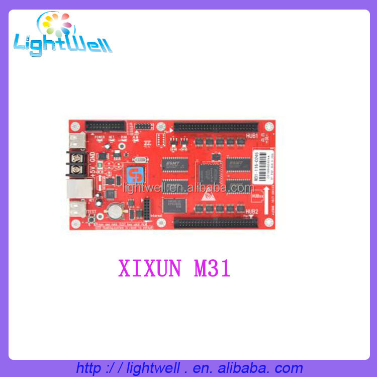 Lightwell asynchronous card XIXUN M31