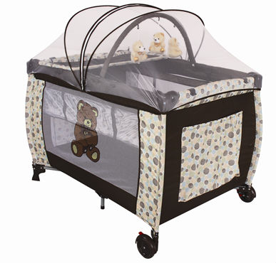 Baby Playpen/playard/travel Cot   Buy Baby Folding Playpen With