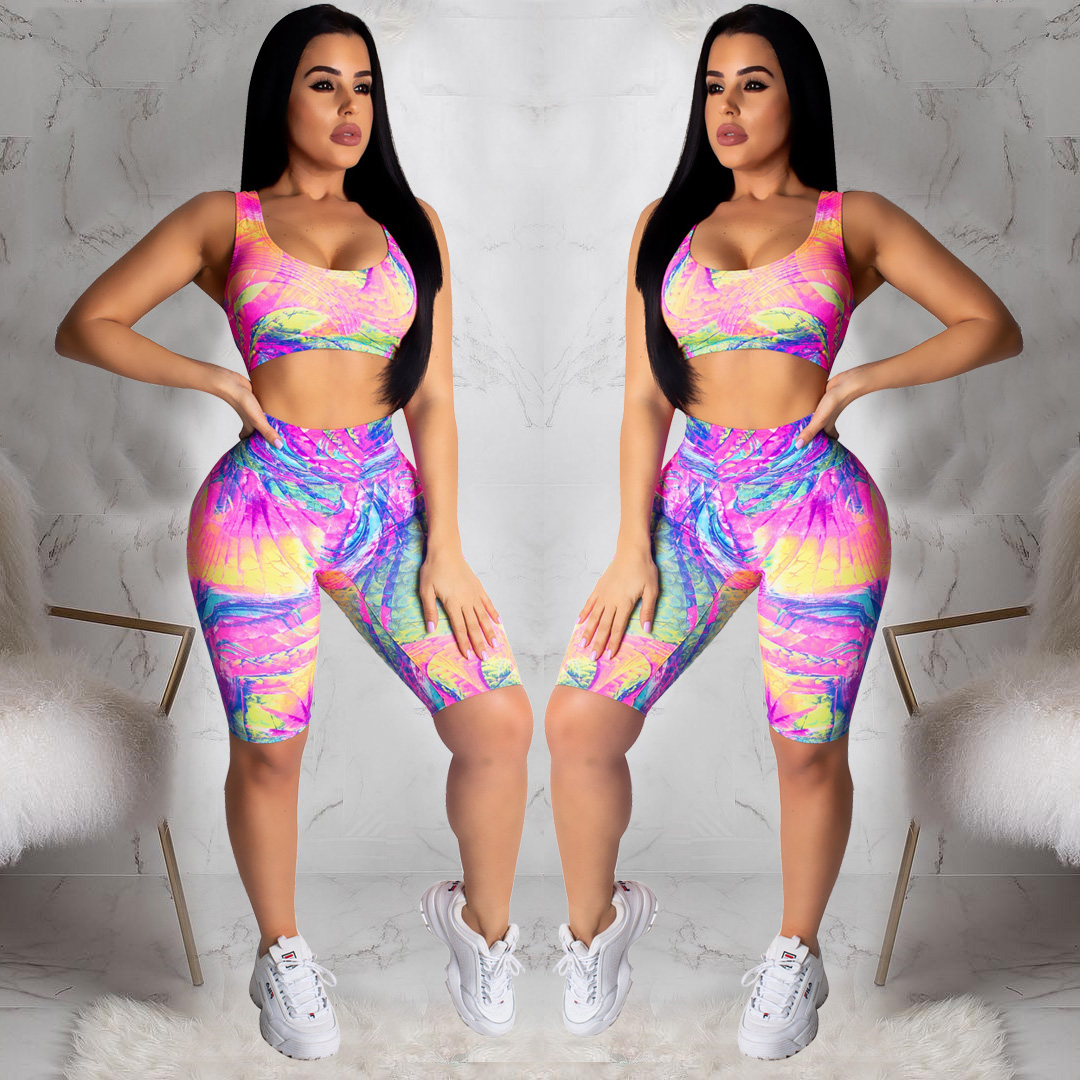 CY1106 2019 NEW Yoga Suit Workout Clothes Fancy Sportswear Women Sexy Yoga