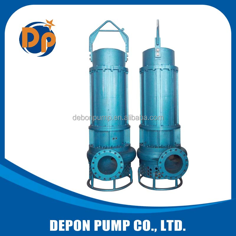 Submersible High Volute Vertical Turbine Slurry Pump Made in China