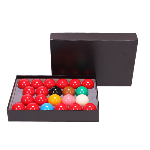 Premium Professional Billiard Ball/Pool Ball Set,Complete 16balls, 2 1/4 inch Regulation Size&5.9OZ Weight