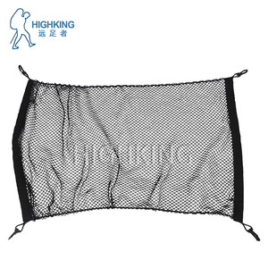 Hot trailer polypropylene Mesh truck cargo net
