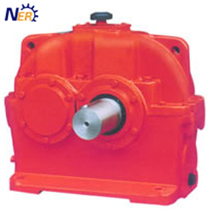 electronic coaxial gear speed reducer heat treated parallel shaft gearbox