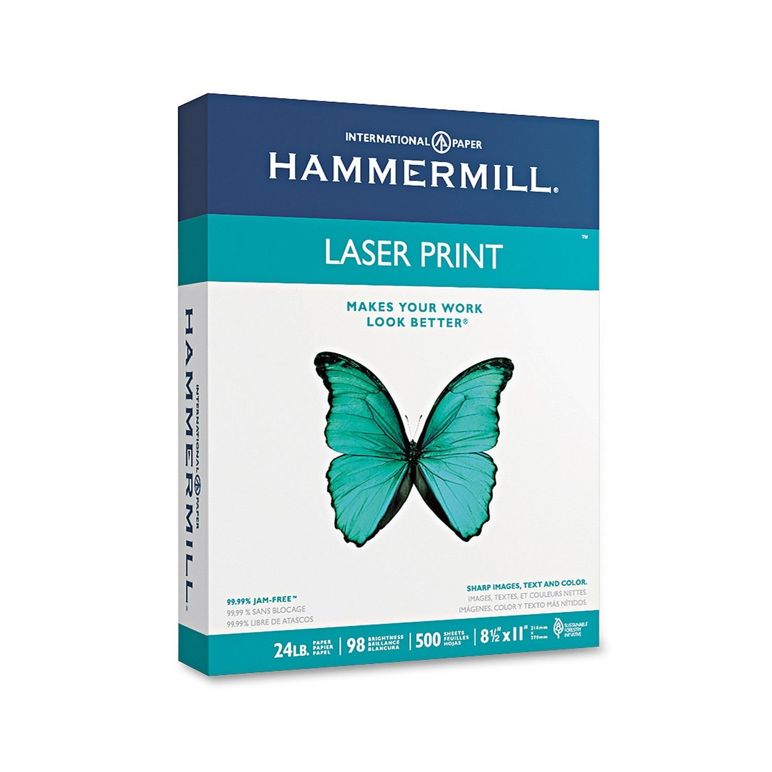 hammermill paper Company international paper is one of the world's leading producers of fiber-based packaging, pulp and paper, with 52,000 employees operating in more than 24 countries.