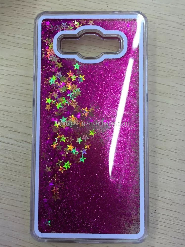 new concept 85773 6d388 Clear Glitter Stars Dynamic Water Liquid Case For Samsung Galaxy Core Prime  G360 G360h G3606 G3608 Plastic Cover Phone Cases - Buy Cover Case For ...