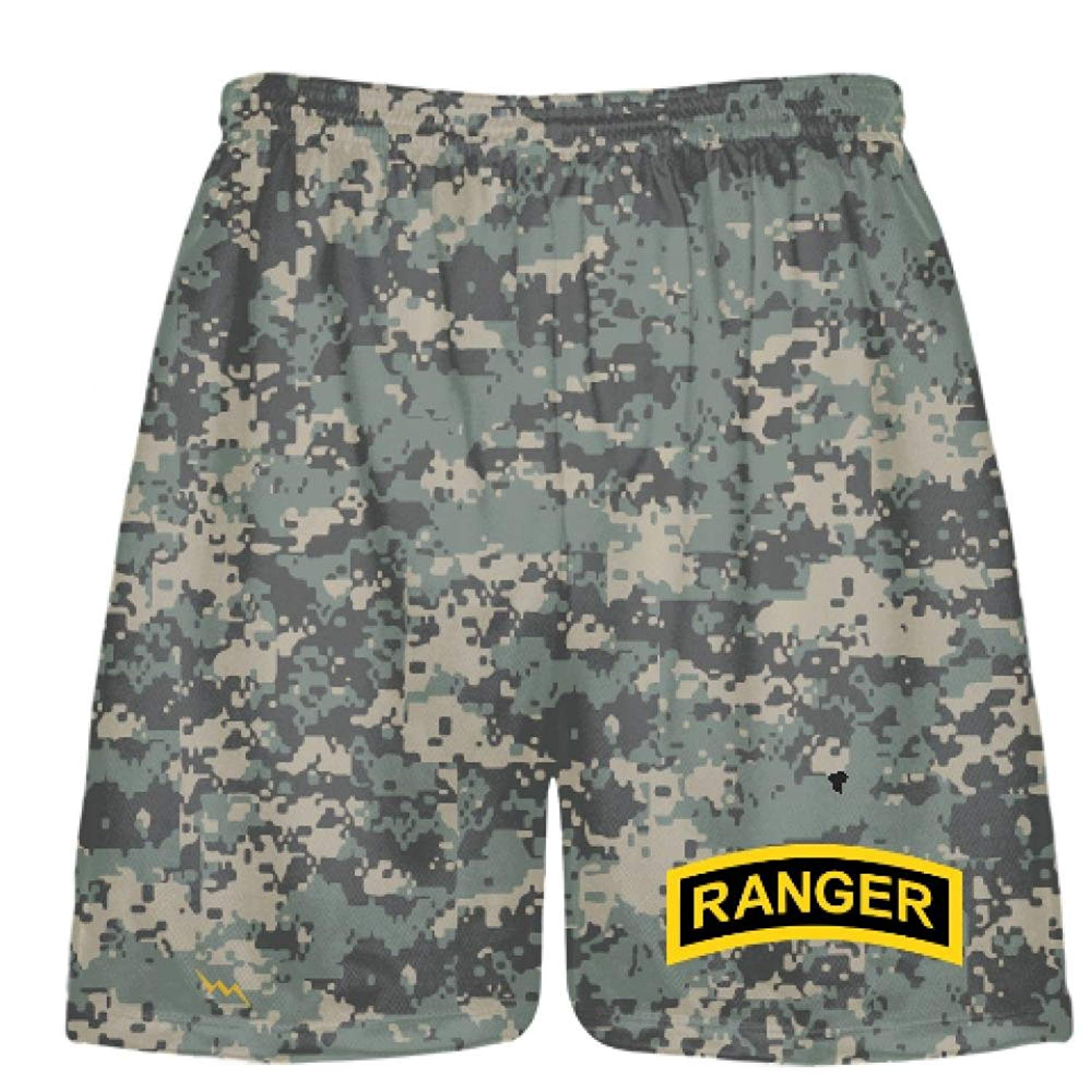 Army Veteran Special Forces Airborne Veteran 3D Print Mens Beach Shorts Swim Trunks Workout Shorts Summer Shorts U.S