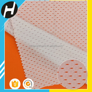 best wholesale quick dry coolmax mesh types of net fabric