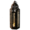 Wholesale Metal Moroccan LED Candle Lanterns