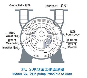 Vacuum Pump Water Ring Liquid