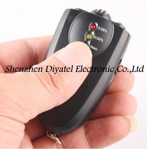 6360 бесплатная доставка / из светодиодов алкоголя в выдыхаемом воздухе тестер / алкоголь тестер / - / алкотестер / alcoholmeter / alcoholimetro