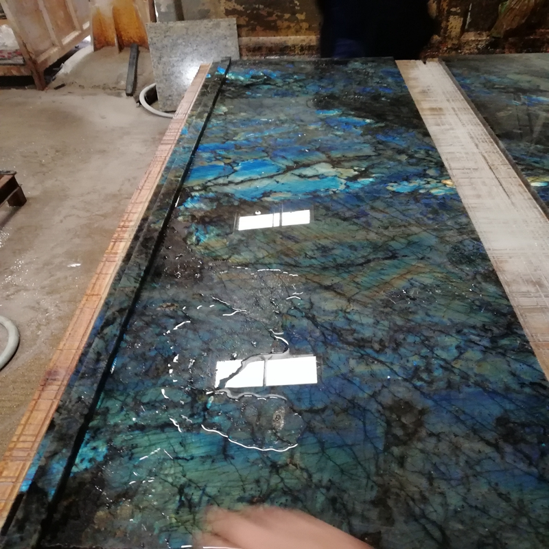 China Granite Countertops Blue, China Granite Countertops