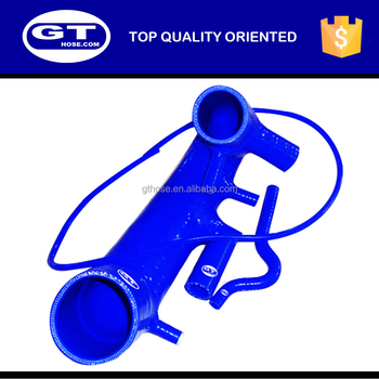 silicone hose kits for A4 PASSST B6 1.8T Induction Hose intake pipe