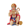 Full Color Resin Antique Indian Hindu God Statues
