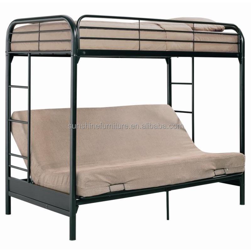 Uso dom stico barato adultos loft cama litera cama alta - Literas para adultos ...