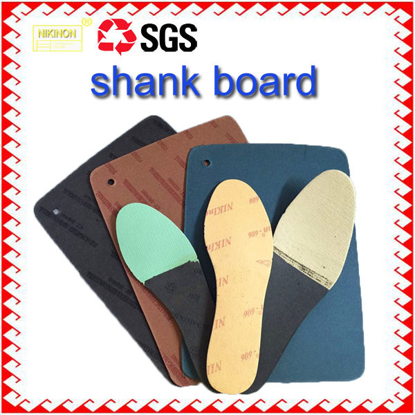 Leather Shoes High Heel Shank Board Insole