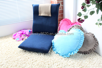 Floor Chairs With Back Support Furniture Living Room Folding Covers Sofa