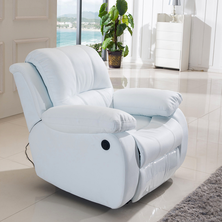 Italy Nitaly Imported Cheers Rocker Leather Recliner Sofa Wholesale