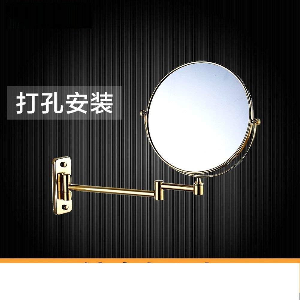 NAERFB Simple bath rooms mirror European/walls sided bathroom bathroom mirrors rearview mirror/mirrors rotary-C
