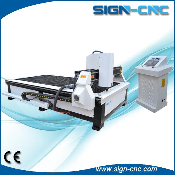 Sign 1325/1530 Cnc Plasma Cutting Machine China/plasma Cut Cnc ...