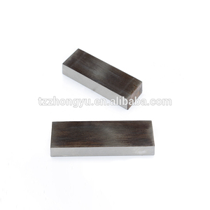 Good price made to order flat-die thread-rolling HRC59-61 hardness flat thread rolling dies
