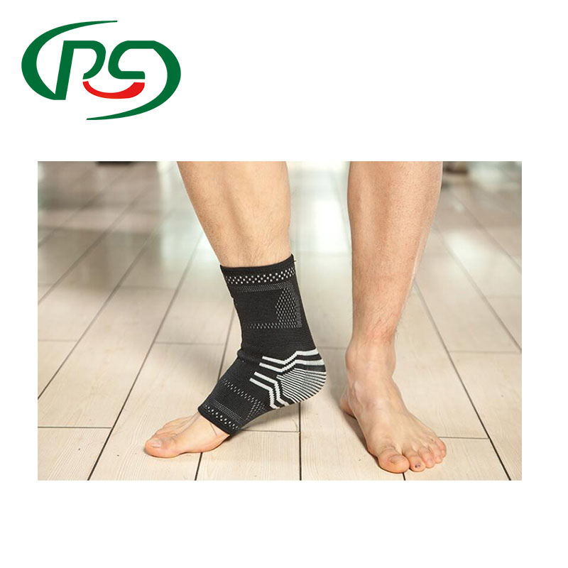 High quality running heating pad ankle Protector sports protective gear gel pads ankle brace