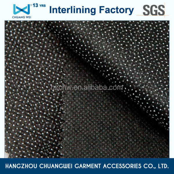 favorable double dot nonwoven fusing interfacing(8530)