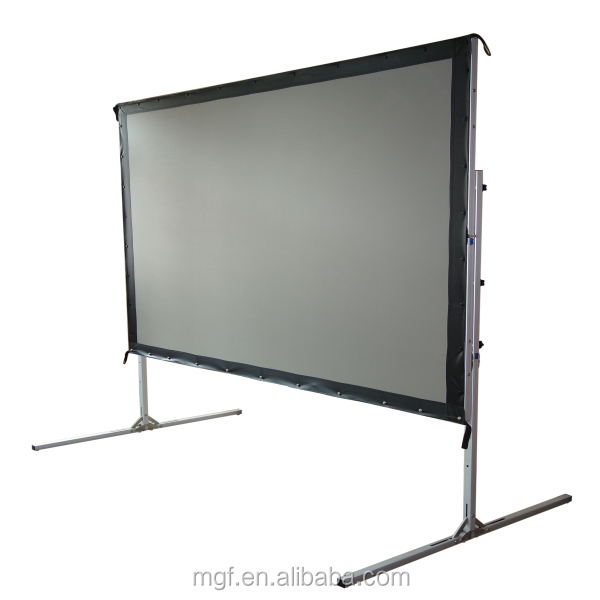 Quick fold projector screen/ manual/electric /tripod/fixed frame/motorised/portable floor/projector screen