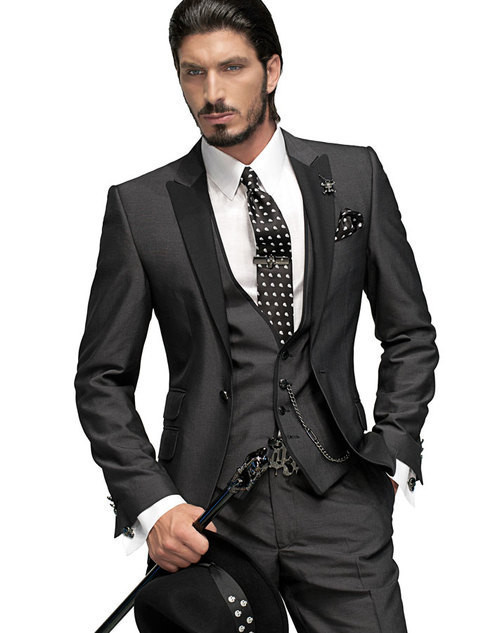 Suit Men Latest Design Formal Wearing Customized Groom Wedding ...