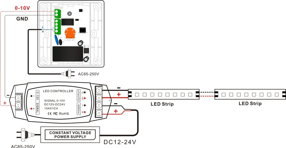 0 10v dimmer switch wiring diagram  0  get free image