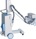 High Frequency Mobile X-ray Equipment Mobile portable medical x ray diagnostic machine 2.5KW 50mA CE ISO
