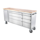 Mobile tool chest stainless steel roller cabinet metal tool box