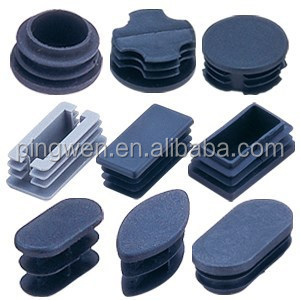 high quality rubber pipe end cap, pvc pipe fitting end cap ,chair leg caps pvc pipe cap