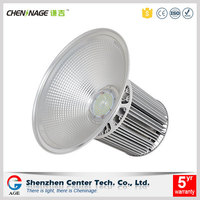 China supplier indoor 100w 120w 150w led high bay light with Meanwell driver