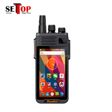 Quad Core Android 6.0 IP67 Wasserdicht 4G LTE <span class=keywords><strong>Rugged</strong></span> <span class=keywords><strong>Smartphone</strong></span> 4 Watt UHF VHF Walkie Talkie Telefon
