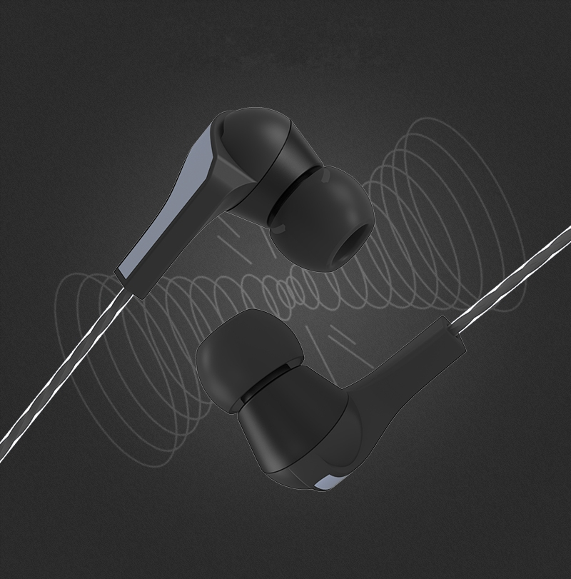 Free post, Original Brand Headphones Earphone 3.5mm Stereo Headset for Samsung Xiaomi for iphone with retail package