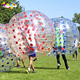 Colorful TPU/PVC soccer bubble manufacturers rent bubble soccer where to buy