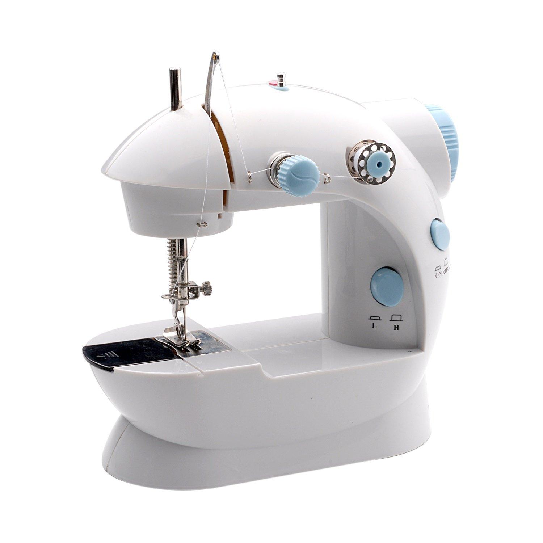 Michley LSS-202 Lil' Sew & Sew Mini 2-Speed Sewing Machine