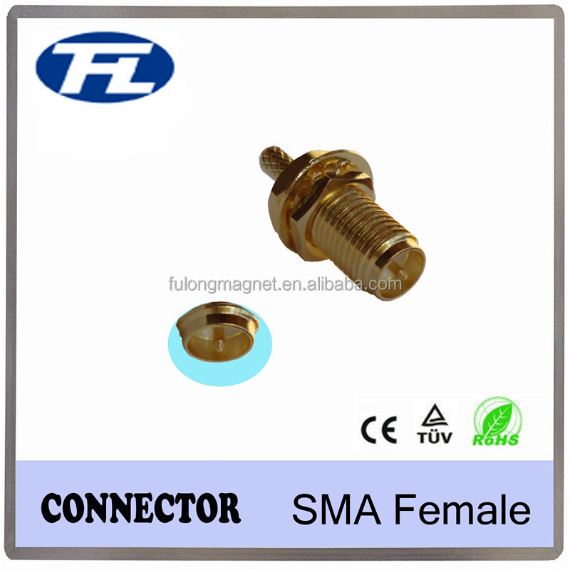 SMA female(RP) connector to Terminal with RG174 Pigtail cable(Antenna cable)