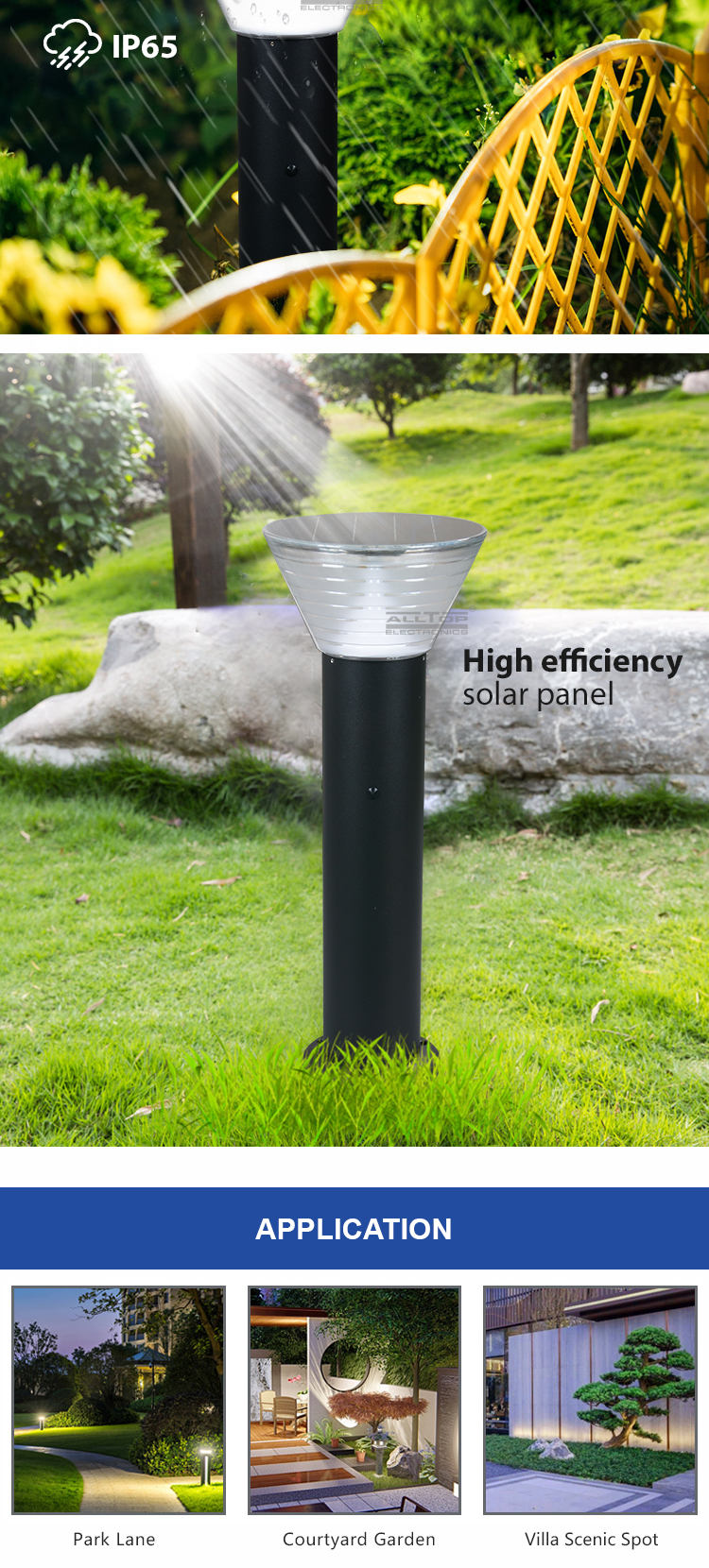wholesale solar garden light-15