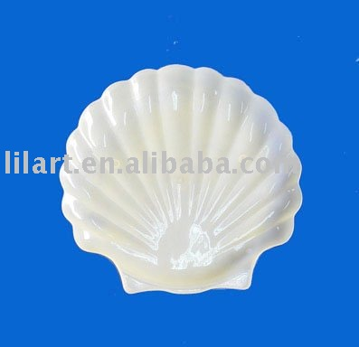 Plastic Shell-shaped Plate