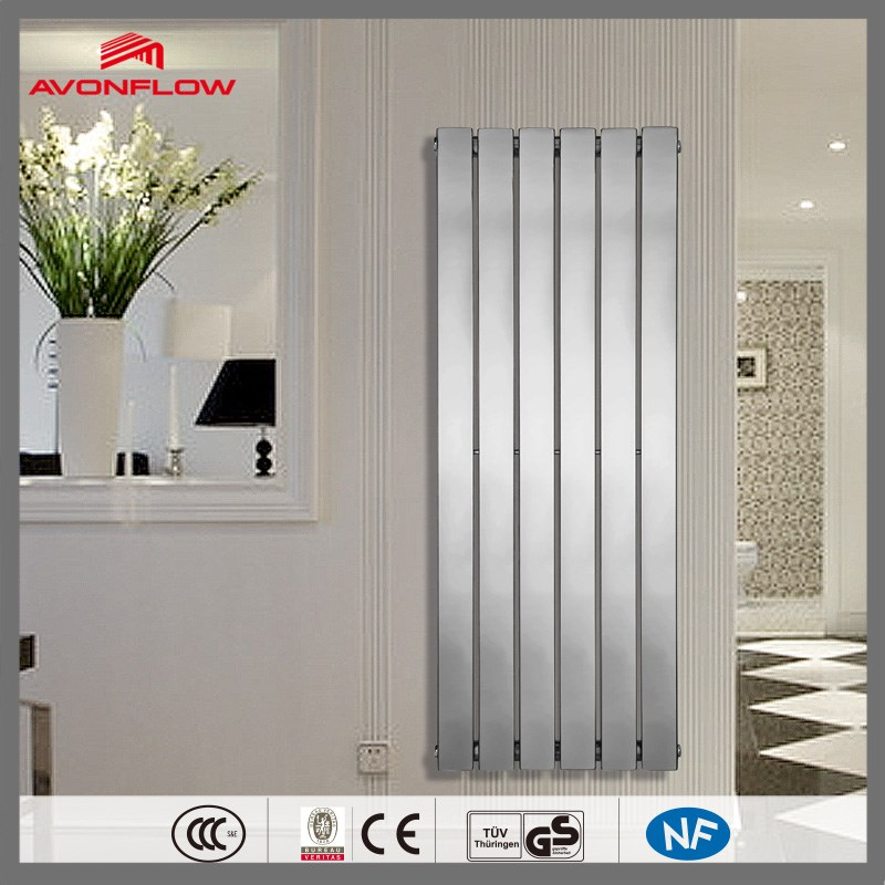 AVONFLOW Factory Chrome Hot Water Heating Radiators For Home Use