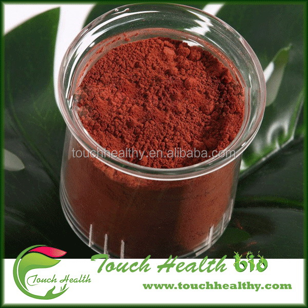 2017 Touchhealthy supply natural food color powder cowberry red anthocyanidins 25%, strawberry red food color